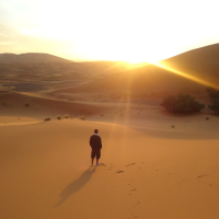 O deserto e os 40 dias